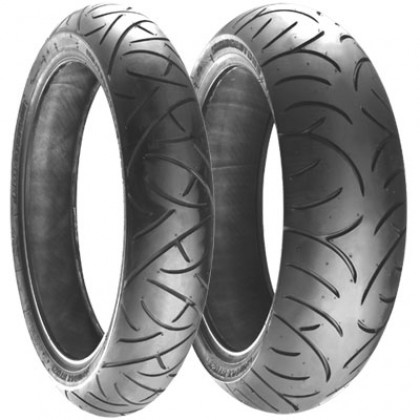 Bridgestone BT-021 120-70-17 & 190-50-17